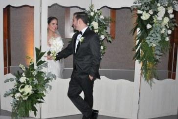 La boda de Giancarlo y Ruth…una noche ¡auténtica! con mucha magia