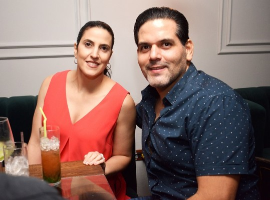 Jamal y Sayda Yacamán