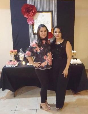Jessica Granados y Kenia Peña