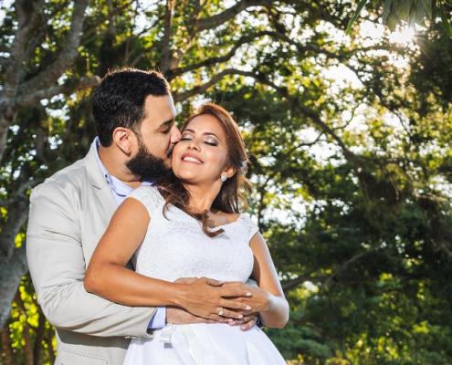 La periodista de HCH Suly Cálix contrajo matrimonio con Carlos Fernández el pasado sábado en el Hotel Villa Sarela de San Pedro Sula ¡Felicidades Suly!