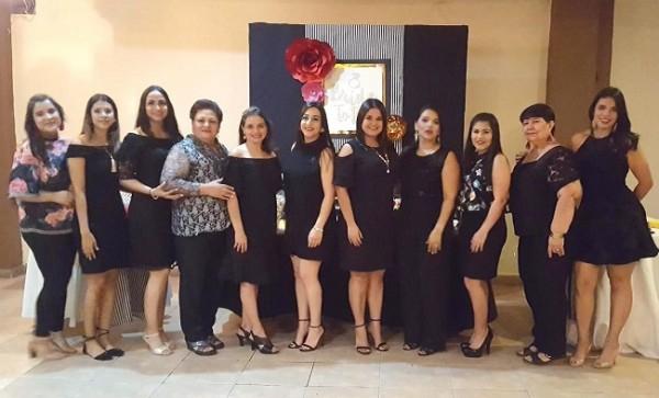 Las oferentes del bridal shower de Cindy Melisa Granados