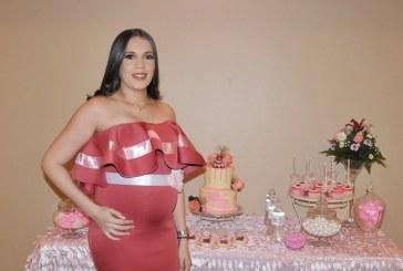 Felicidad en rosa para darle la bienvenida a Mia Isabella