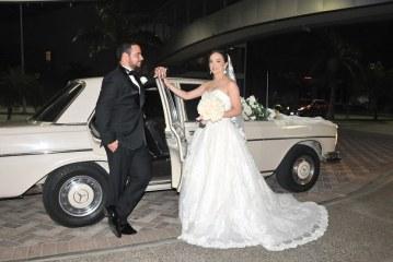 La boda de Juan Francisco y Mabis…una promesa de amor definitiva