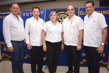 Gran noche cultural de Clubes Rotarios