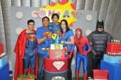 Aventura y diversión en el cumpleaños Lego SuperHero de Onías