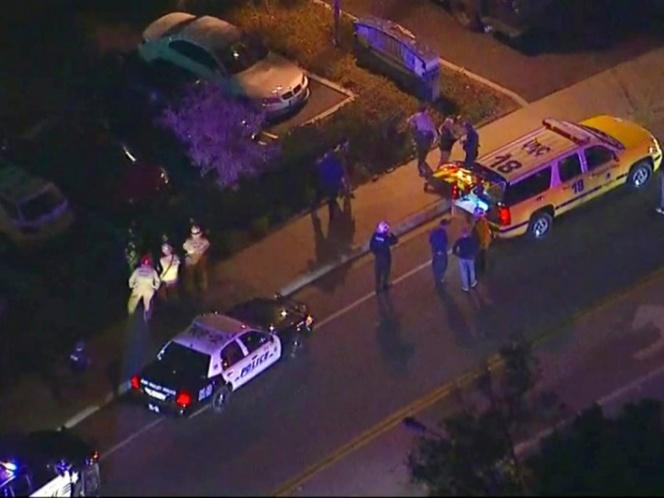 Pistolero acribilla a 11 personas y un policía en bar de California