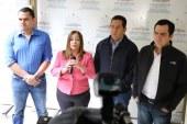 Rocío Tábora: Fondo Departamental no está contemplado en el presupuesto 2019