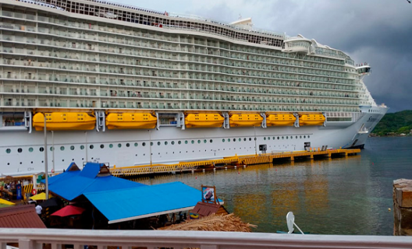 El Symphony of the Seas