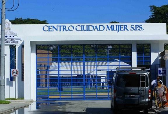 Más de 300 mil hondureñas se beneficiarán con centro Ciudad Mujer de San Pedro Sula