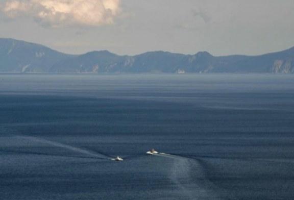 Desaparece una isla en Japón sin que nadie se diera cuenta