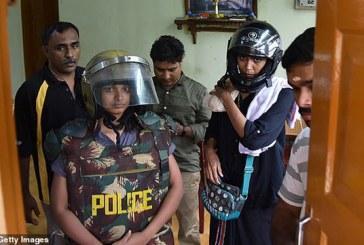 Mujer de la India fue arrestada por mostrar de más en Facebook