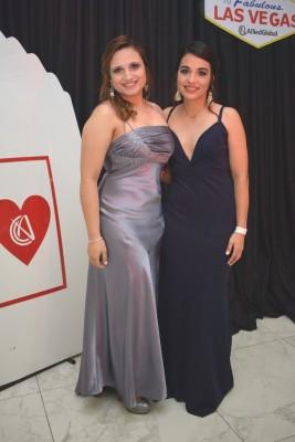 Alejandra García y Kirian Irías