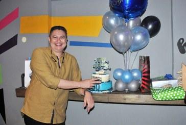 Una celebración fuera de serie en el cumpleaños de Boris Rodríguez