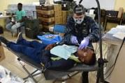 Buque Hospital USNS Comfort de la Armada de EEUU finaliza su misión en Honduras