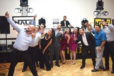 Familia de Auto Excel celebra fiestas decembrinas