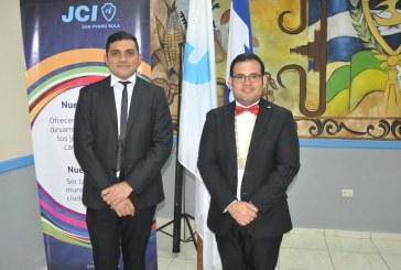 JCI-Cámara Junior de Honduras juramenta a Lester Herrera como presidente 2019