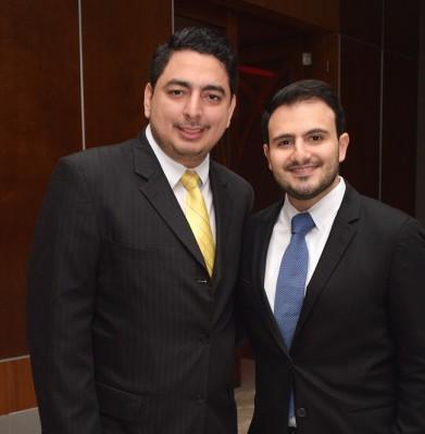 Fernando Kafati y José Zummar