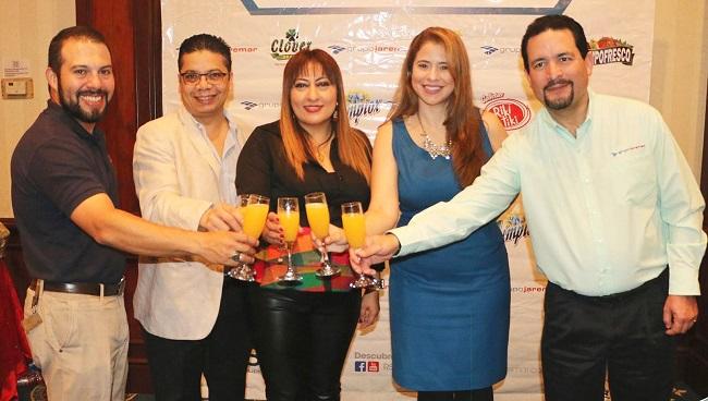 Grupo Jaremar ofrece desayuno navideño de agradecimiento a medios de comunicación de San Pedro Sula