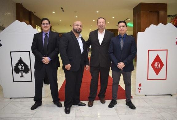 Allied Global celebra la llegada del año nuevo al estilo Las Vegas
