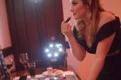 Cóctel de lanzamiento de línea de cosméticos Max Factor en Honduras
