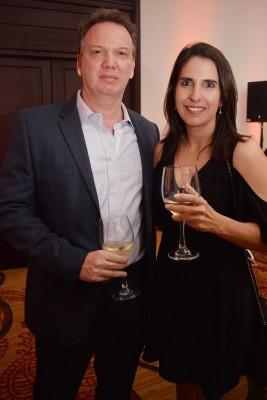 Hernán Sucrovich y Ana María de Zummar