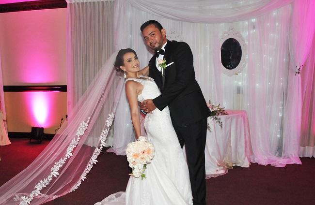 La boda de Melvin y Jeydy…una celebración emotivamente ¡perfecta!