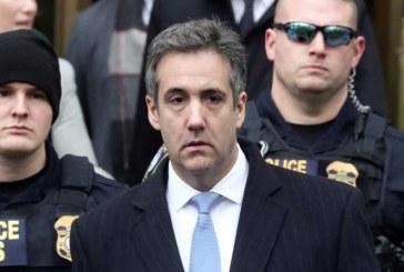 Trump tacha de 'rata' a su exabogado Michael Cohen