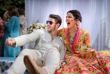 Nick Jonas y Priyanka Chopra celebran su boda en una fiesta que ha durado cuatro días