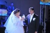 La boda Greenery Winter de Frank y Yilyilth: sencillamente ¡fascinante!