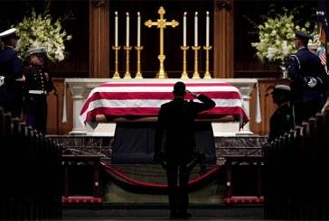 Expresidente Bush padre descansa junto a su familia tras una despedida íntima en Texas