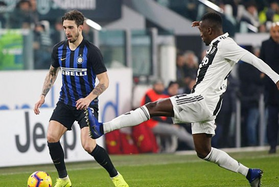 Multan con 15 mil euros al Inter por lanzar asientos a la afición del Juventus