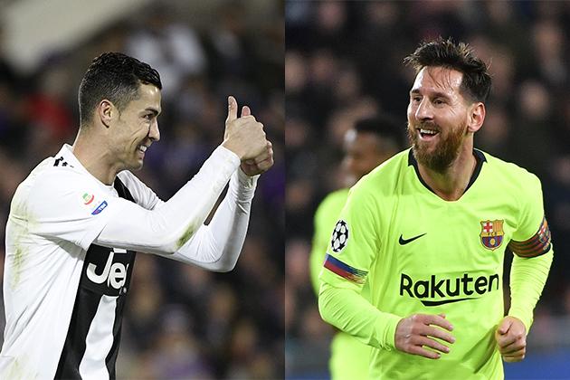 Cristiano y Messi compartirán palco para ver juntos la final entre Boca y River en el Bernabéu