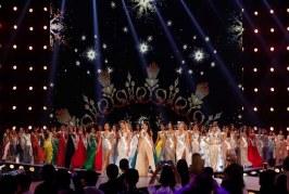 Así lucieron las candidatas en la preliminar del Miss Universo 2018