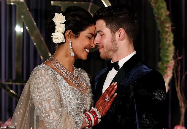 Imágenes inéditas de la boda de Priyanka y Nick Jonas en Nueva Delh (en fotos)