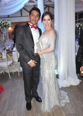 Óscar Paz y Norma Luque