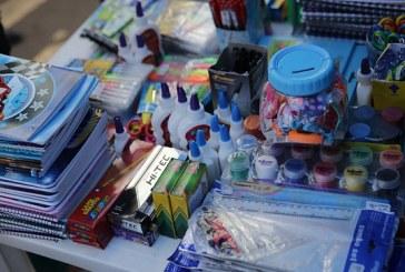 Recomiendan comprar útiles escolares mas barato en Ahorro Ferias El Lempirita y Banasupro
