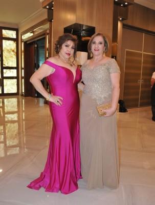 Ada Santos y Martha Handal