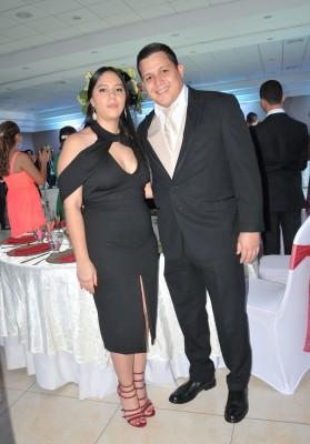 Alba Rivas y Otoman Fajardo