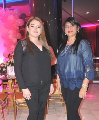 Ana Davis y Gwendolyn Martínez