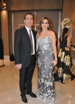 Andres y Blanca Hawit