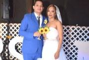 La boda de Astrid y JeanCarlos…el mejor reflejo de su amor