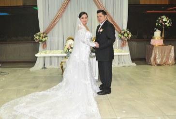 La boda de Blanca y Gerson: ¡un amor a primera vista!