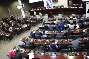 Diputados discuten en primer debate reformas a la Ley Orgánica del Tribunal Superior de Cuentas