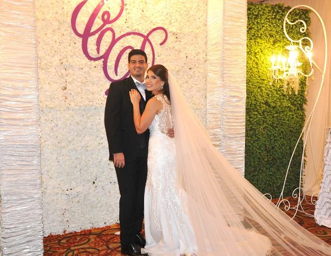 """La boda de Carlos y Daniela…un """"Sí, quiero"""" en perfecta sintonía"""