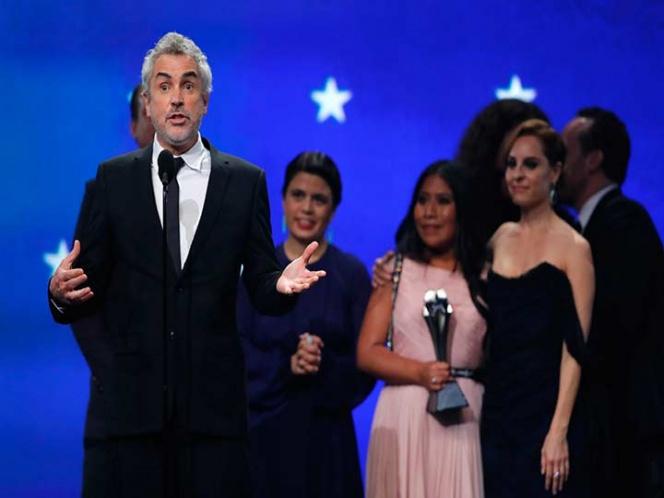 Roma La Cinta Mexicana Gana A Mejor Película En Critics Choice