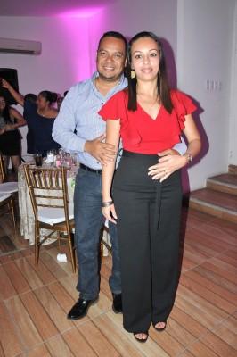 Fernando Cardona y Gloria Matute