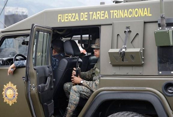 """Fuerza Trinacional implementará drones en """"pasos ciegos"""" para combatir delincuencia de espacios fronterizos"""