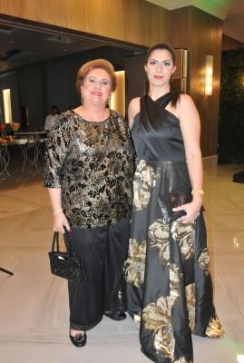 Georgina de Dieck y Sandra de Dieck