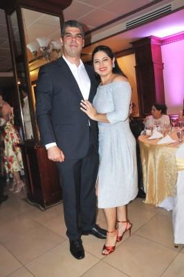 Jorge Quintana y Diana Quintana