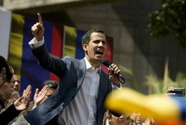 Trump reconoce a opositor Juan Guaidó como 'presidente' de Venezuela